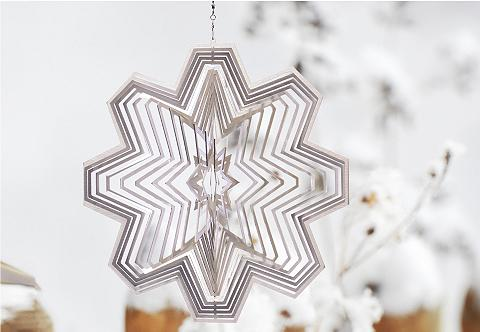 Lango dekoracija »Schneekristall«