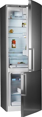 Šaldytuvas su šaldikliu KGE49BI40 A+++...