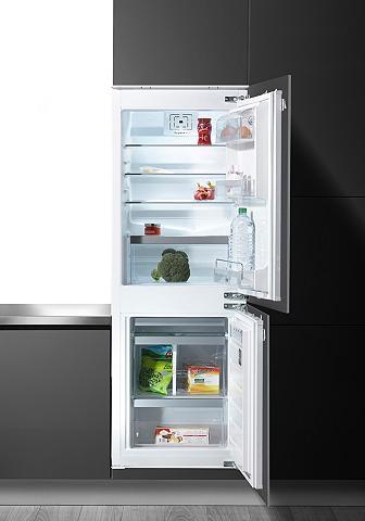 BAUKNECHT Įmontuojamas šaldytuvas 1576 cm hoch 5...