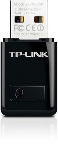 TP-LINK WLAN-adapteris »TL-WN823N - N300 WLAN ...