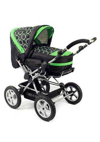 Vaikiškas vežimėlis »Viva Orbit green«...