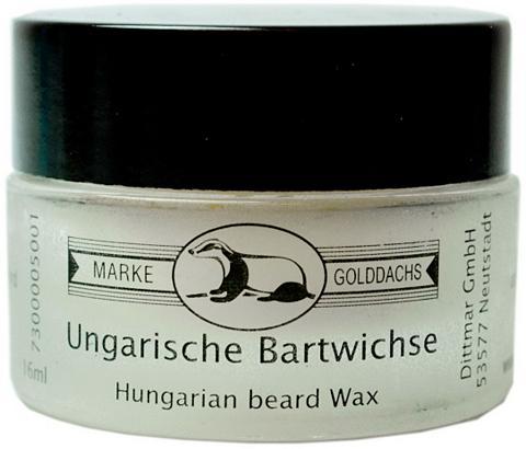 Ungarischer vaškas barzdai