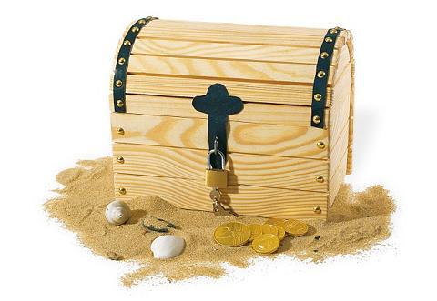 PINOLINO Lobių dėžutė »Ali Baba«