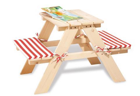 Vaikiškų baldų komplektas »Nicki dėl 2...