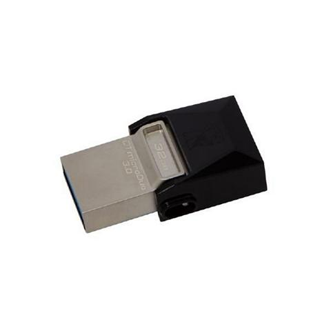 KINGSTON USB laikmena »32GB Data Traveler Micro...