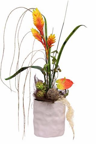 HOME AFFAIRE Dirbtinė gėlė »Anthurie«