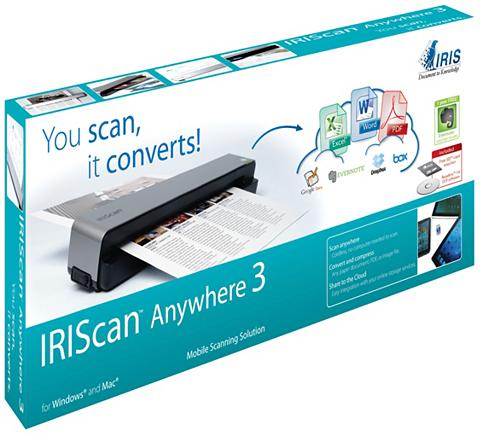 IRIS Can Anywhere 3 (457485) »Mobiler Scann...