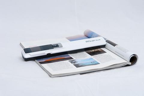 Mobiler Scanner »can Book 3 (457888)«