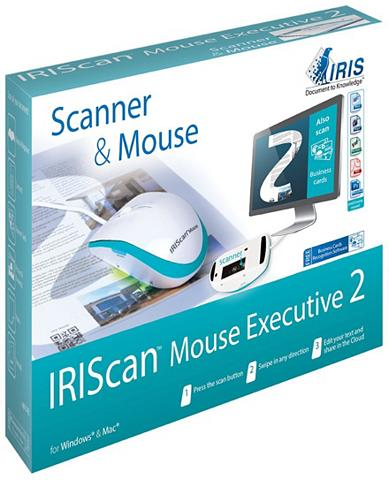IRIS Can Mouse Executive 2 (458075) Scanner...