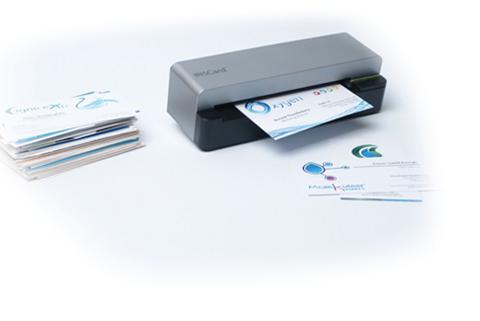 Mobiler Vizitinių kortelių skeneris »C...