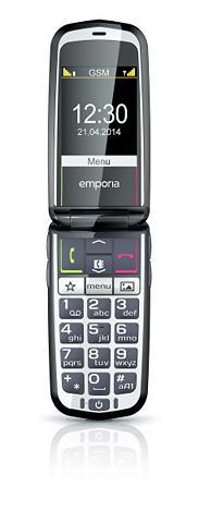 EMPORIA Mobilusis telefonas »GLAM (schwarz)«
