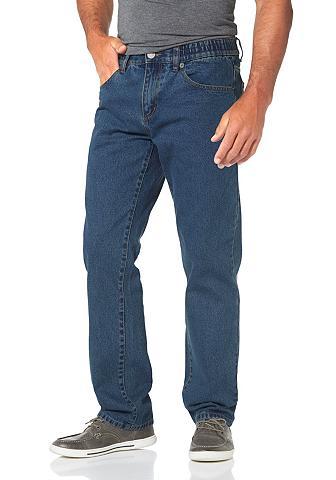 MAN'S WORLD Džinsai su 5 kišenėmis