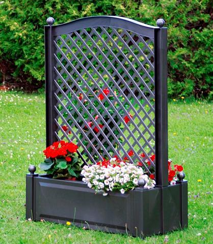 Ažūrinė sienelė gėlėms »mit beidseitig...