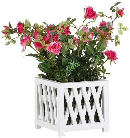 Dirbtinė gėlė »Wildrosenbusch«
