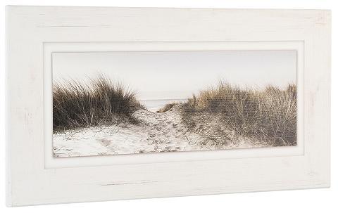 Holzbild 80/40 cm