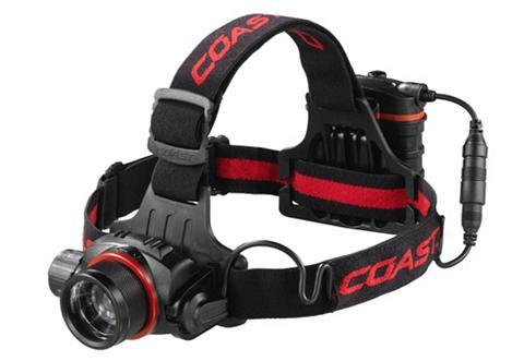 LED Žibintuvėlis ant galvos »Coast HL8...