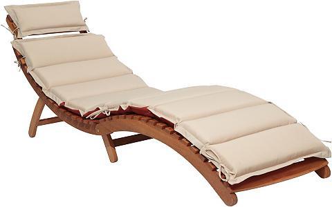 MERXX Sodo gultas »Havanna« Eukalyptus braun...