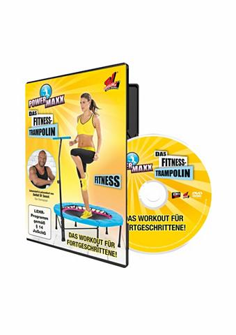 POWER MAXX Trainings-DVD Das Workout dėl Fortgesc...
