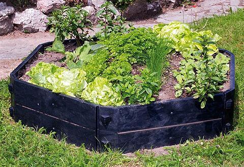 Rinkinys: Dėžė kompostui »Schnellkompo...