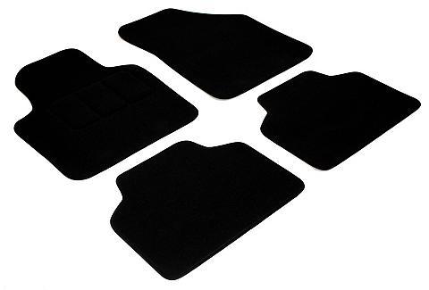 WALSER Automobilių kilimėliai »Seat (4 tlg.)«...