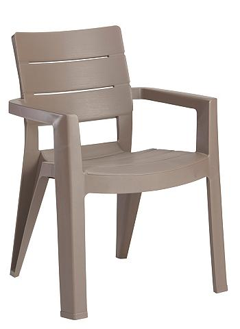 BEST Poilsio kėdė (2 vnt. rinkinys) plastik...