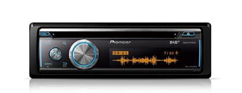 PIONEER 1-DIN cd-automagnetola su DAB+...
