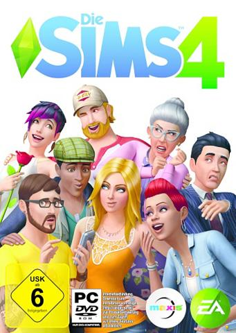 ELECTRONIC ARTS PC - Spiel »Die Sims 4«