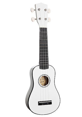 MSA Sopran gitara su krepšys »4-Saiten git...