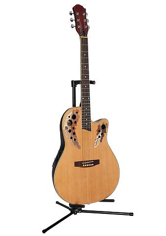 MSA Akustikgitarre »Roundbackgitarre 4/4 s...