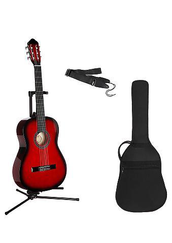 MSA Damen- ir Jugendgitarre »Konzertgitarr...