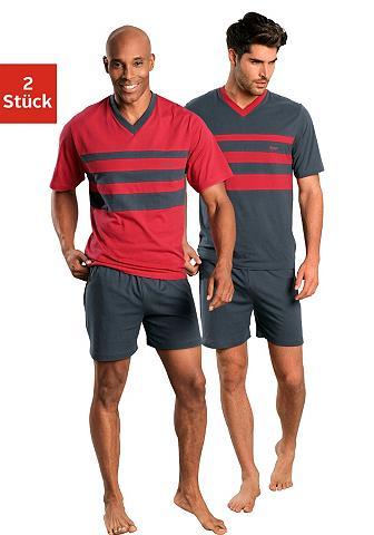 le jogger ® pižama (2 vienetai) su Colourblocks