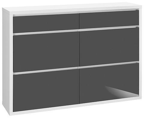 HMW Batų spintelė »Spazio« plotis 1335 cm ...