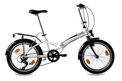 KCP Sudedamas dviratis »Foldo Alloy« 20 Zo...