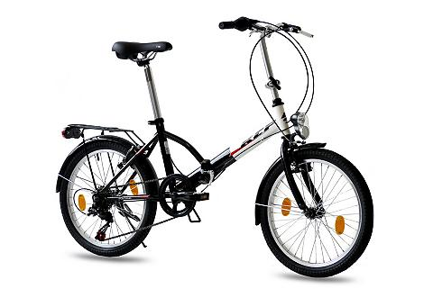 KCP Sudedamas dviratis »Foldo Steel« 20 Zo...