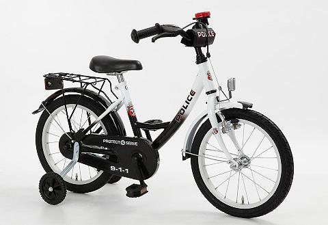 CYCLES4KIDS Vaikiškas dviratis »Police 4064 cm (16...