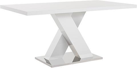 Valgomojo stalas Breite 160 cm