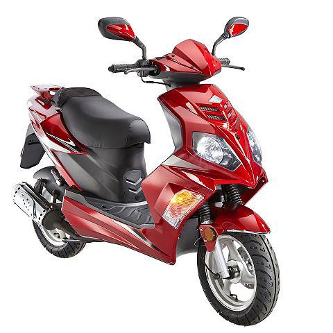 Motorroller » Topspeed«