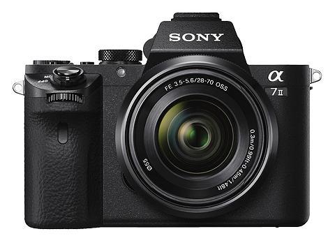 Sony »Alpha ILCE-7M2K« Systemkamera (SEL-28...