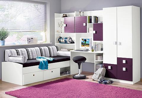 Jaunuolio kambario baldai (5 dalių)