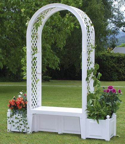 Tvorelės rožėms ir sodo suolas »Brüsse...