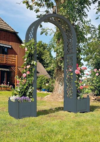 Rinkinys: tvorelės rožėms ir Lauko vaz...