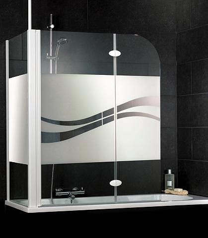 SCHULTE Rinkinys: vonios sienelė »Liane«