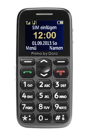 DORO Mobilusis telefonas »Primo 215«