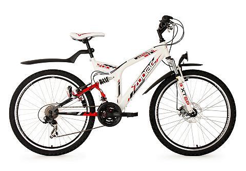 KS CYCLING Kalnų dviratis 26 Zoll SHIMANO 21 Gang...