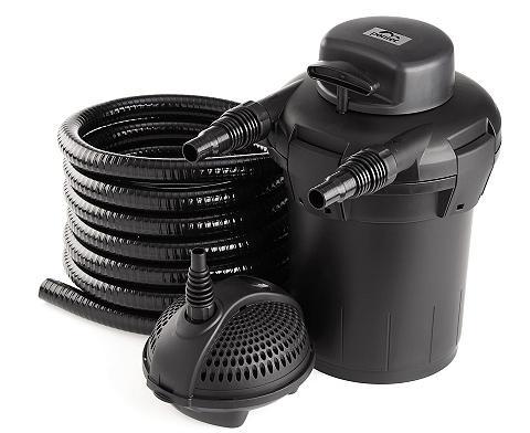 PONTEC Rinkinys: Tvenkinio filtras »Pondo Pre...