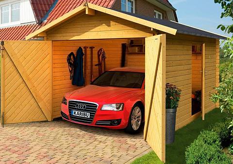 Rinkinys: Vienvietis garažas automobil...