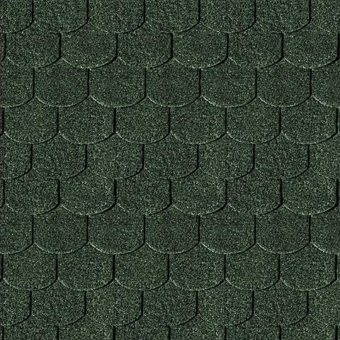 KARIBU Stogo danga grün