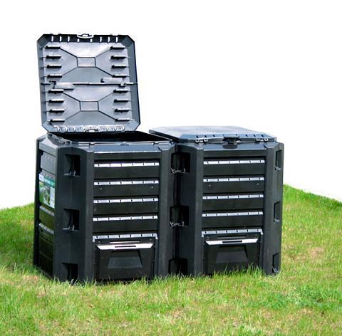 PROSPERPLAST Dėžė kompostui »800 l«