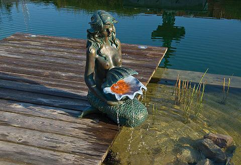 UBBINK Rinkinys: Tvenkinio statulėlė »Oslo«