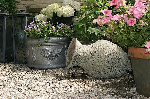 Rinkinys: sodo fontanas »Larissa« (4 d...